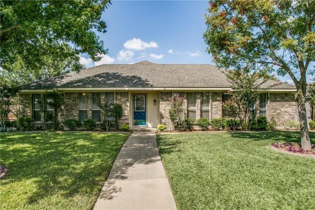 705 Rush Creek Drive, Allen, TX 75002 (MLS #13703299) :: Van Poole Properties