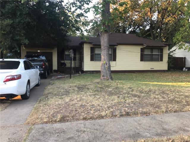 3143 Grayson Drive, Dallas, TX 75224 (MLS #13703316) :: Team Hodnett