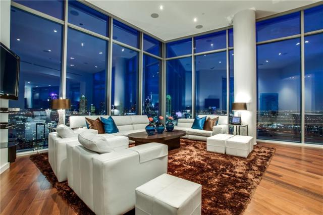 2900 Mckinnon Street #3001, Dallas, TX 75201 (MLS #13703433) :: The Marriott Group
