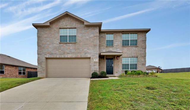 252 Rock Meadow Drive, Crowley, TX 76036 (MLS #13703486) :: Century 21 Judge Fite Company