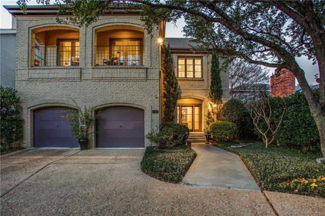 4580 Belfort Avenue, Highland Park, TX 75205 (MLS #13703561) :: Robbins Real Estate