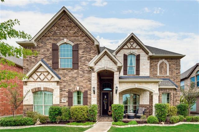 7943 Cobalt Drive, Frisco, TX 75034 (MLS #13703986) :: Team Hodnett