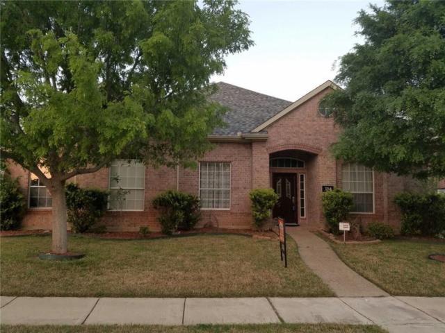314 Rockcrest Drive, Coppell, TX 75019 (MLS #13704276) :: Team Hodnett