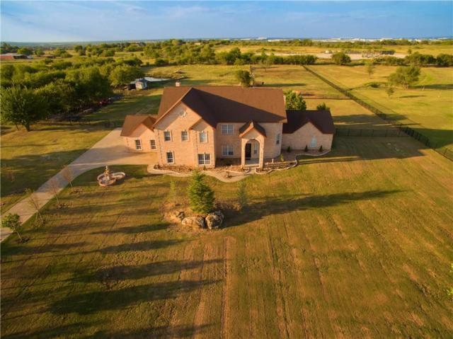 207 Bayne Road, Haslet, TX 76052 (MLS #13704814) :: The Marriott Group