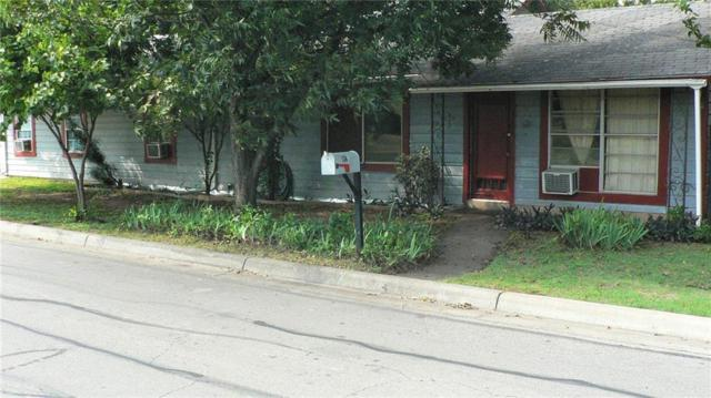 104 S Hawthorne Street, Granbury, TX 76048 (MLS #13704904) :: Team Hodnett