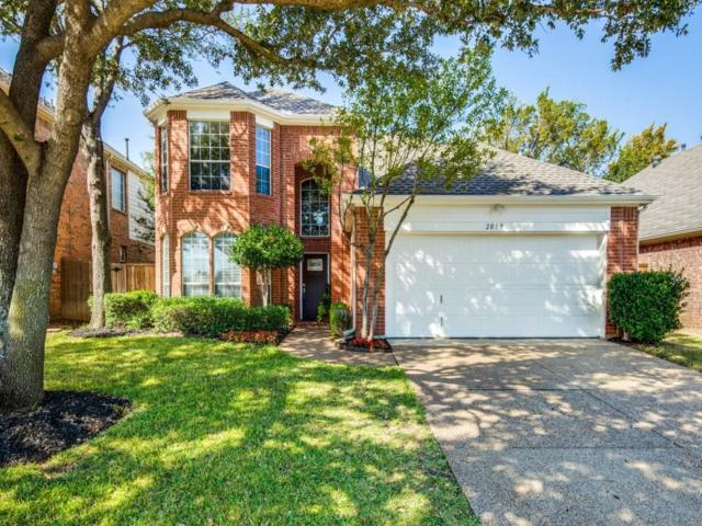 2039 Highland Forest Drive, Highland Village, TX 75077 (MLS #13705104) :: The Rhodes Team