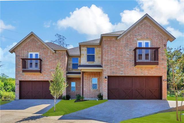 2201 Highland Villa Lane, Arlington, TX 76012 (MLS #13705401) :: Team Hodnett