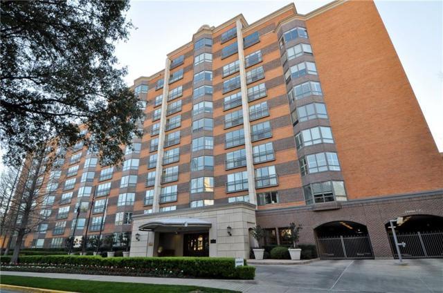 4242 Lomo Alto Drive S31, Dallas, TX 75219 (MLS #13705585) :: The Heyl Group at Keller Williams