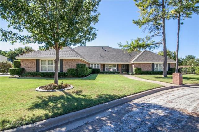 22 Winged Foot Circle W, Abilene, TX 79606 (MLS #13705672) :: The Tonya Harbin Team