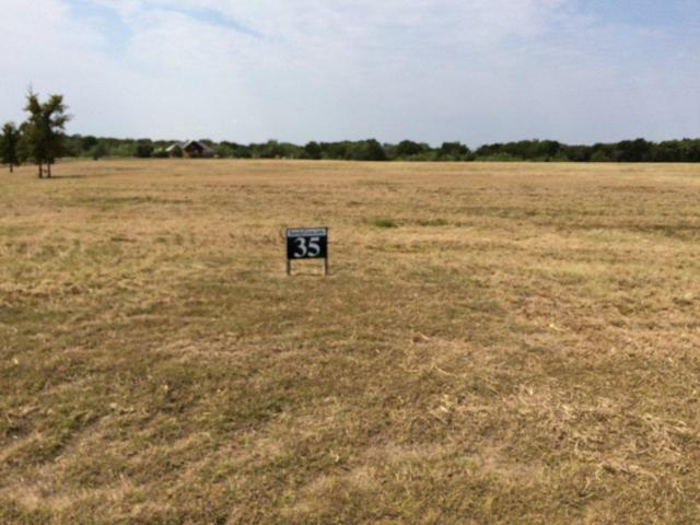 35 Sandy Cove, Streetman, TX 75859 (MLS #13705921) :: RE/MAX Town & Country