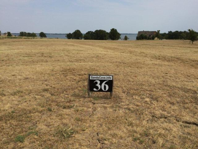 36 Sandy Cove, Streetman, TX 75859 (MLS #13705922) :: RE/MAX Town & Country