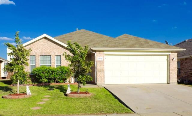 2812 Brookcove Drive, Grand Prairie, TX 75052 (MLS #13705939) :: Century 21 Judge Fite Company