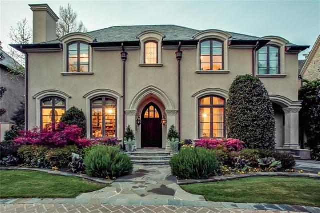 3508 Bryn Mawr Drive, University Park, TX 75225 (MLS #13706192) :: Robbins Real Estate