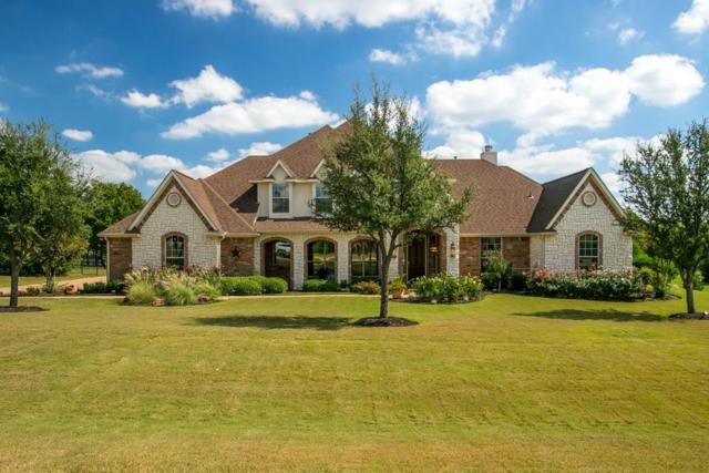 185 Fox Trot Lane, Double Oak, TX 75077 (MLS #13706250) :: Henegar Property Group -- Keller Williams Realty