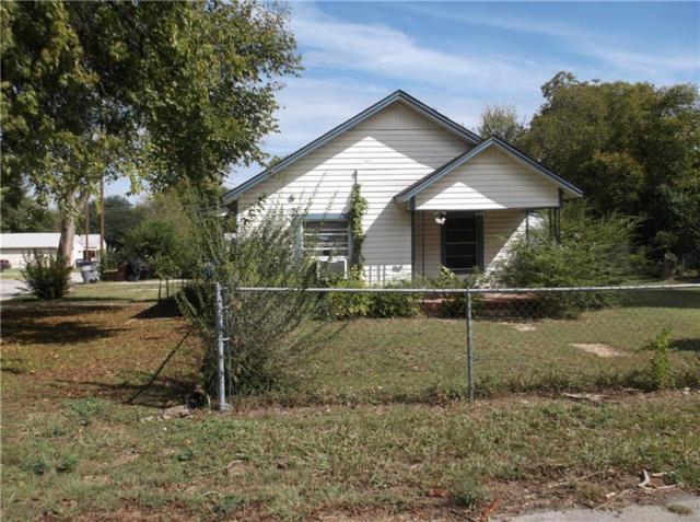 628 N Henry Street, Lancaster, TX 75146 (MLS #13706382) :: RE/MAX Preferred Associates
