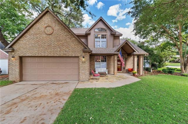 500 Austin Creek Drive, Grapevine, TX 76051 (MLS #13706880) :: The Marriott Group