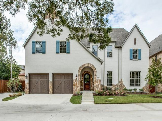 6920 Frontierwood Place, Dallas, TX 75214 (MLS #13707020) :: Team Hodnett