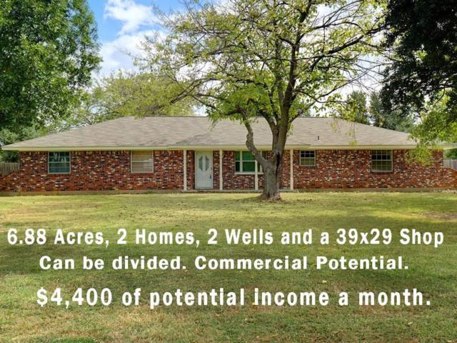 3011 Roosevelt Drive, Dalworthington Gardens, TX 76016 (MLS #13707042) :: Team Hodnett