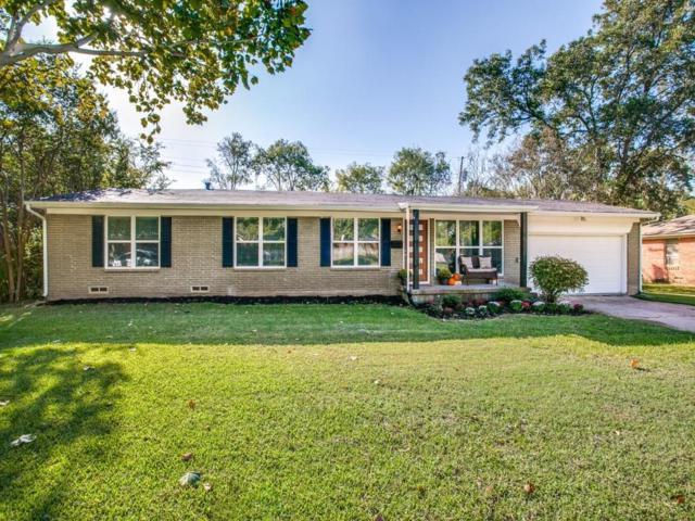 432 Grace Drive, Richardson, TX 75081 (MLS #13707108) :: The Good Home Team