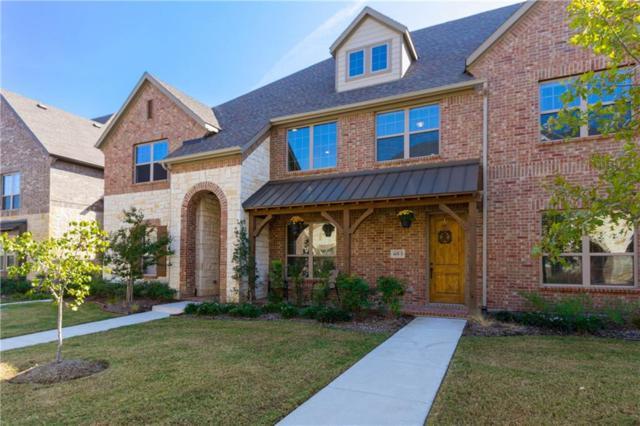 4658 Rhett Lane D, Carrollton, TX 75010 (MLS #13707624) :: Robbins Real Estate