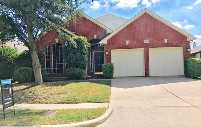 4816 Rincon Way, Fort Worth, TX 76137 (MLS #13708008) :: The Mitchell Group