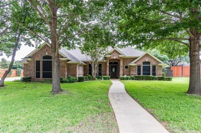 8356 Thornhill Drive, North Richland Hills, TX 76182 (MLS #13708068) :: The Marriott Group