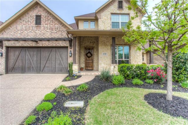4720 Trevor Trail, Grapevine, TX 76051 (MLS #13708335) :: Team Hodnett