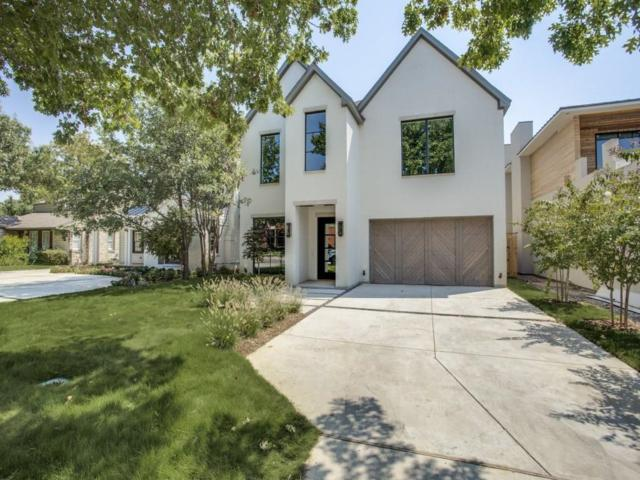4406 Pomona Road, Dallas, TX 75209 (MLS #13708392) :: Frankie Arthur Real Estate