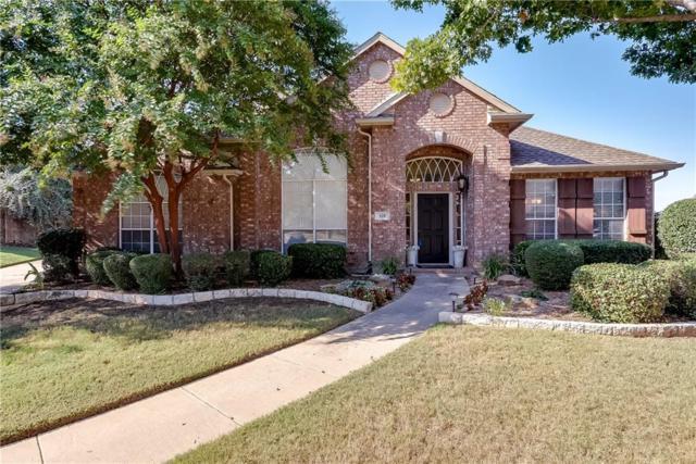 109 Thistle Court, Highland Village, TX 75077 (MLS #13708532) :: Henegar Property Group -- Keller Williams Realty