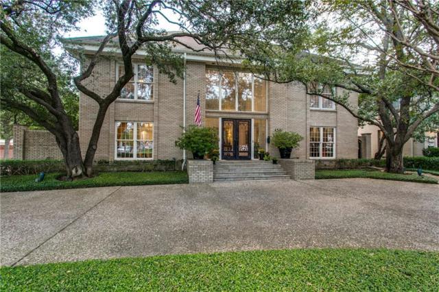 4301 University Boulevard, University Park, TX 75205 (MLS #13708563) :: Team Hodnett