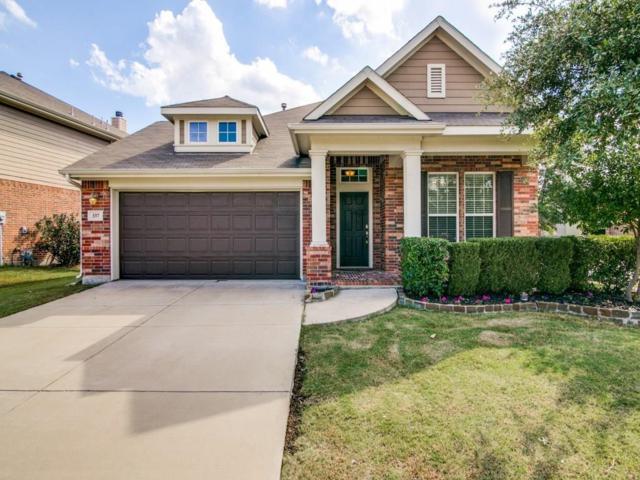 337 Hawthorn Drive, Fate, TX 75087 (MLS #13708580) :: RE/MAX Landmark