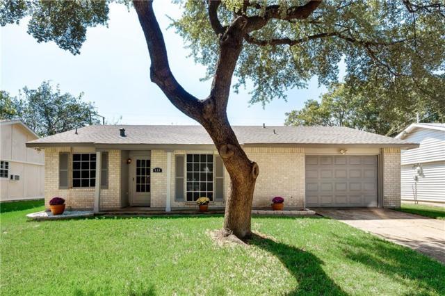 433 S Holiday Drive, Grand Prairie, TX 75052 (MLS #13708611) :: Century 21 Judge Fite Company