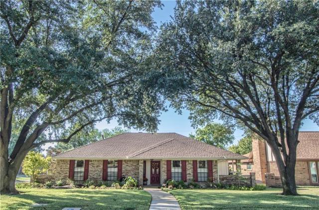 612 Thoreau Lane, Allen, TX 75002 (MLS #13708687) :: The Good Home Team