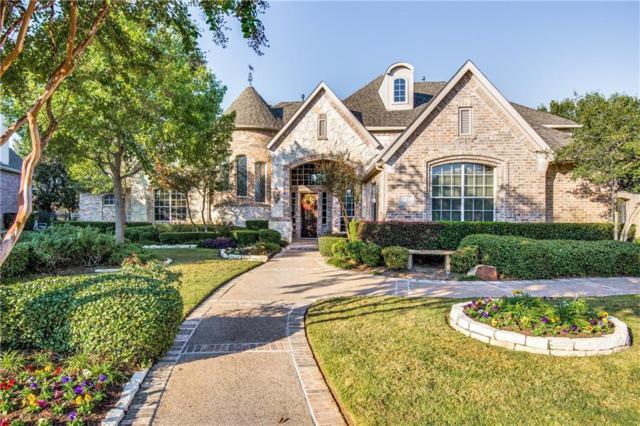 5317 Balmoral Lane, Flower Mound, TX 75028 (MLS #13708719) :: Henegar Property Group -- Keller Williams Realty