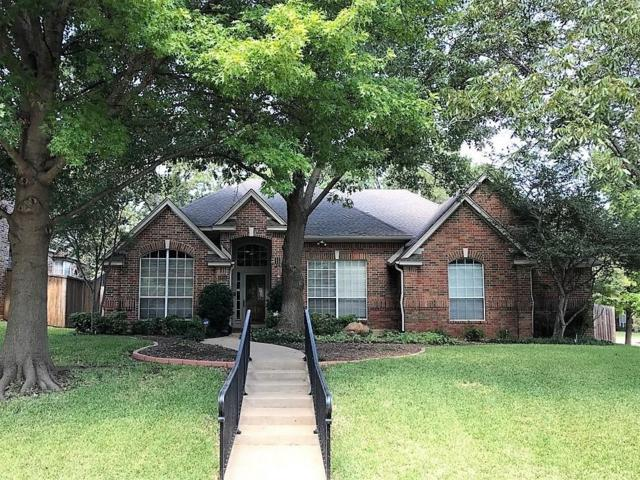 1904 Waterford Drive, Grapevine, TX 76051 (MLS #13708845) :: The Marriott Group