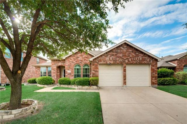 116 Stampede Trail, Forney, TX 75126 (MLS #13708899) :: RE/MAX Landmark