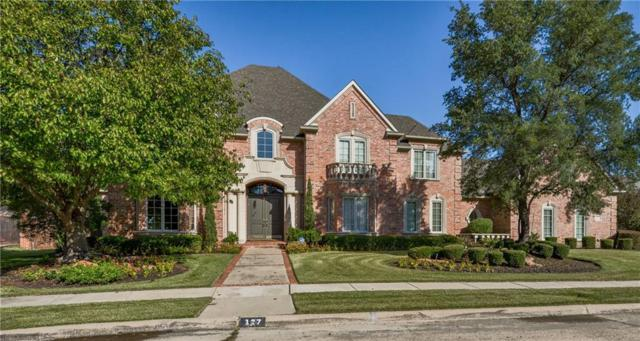 127 Natches Trace, Coppell, TX 75019 (MLS #13709350) :: The Marriott Group