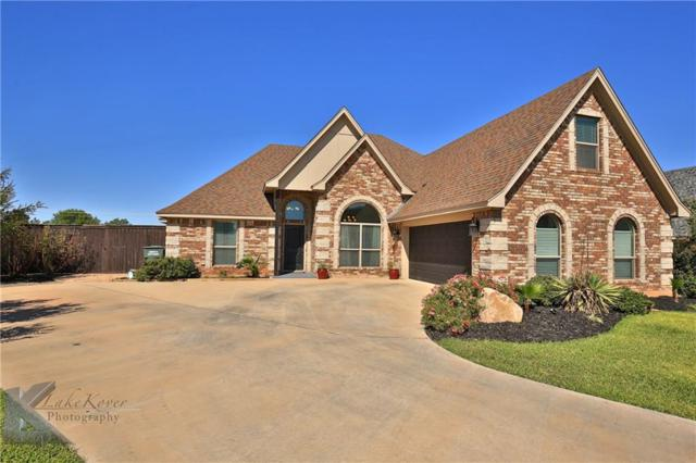 4626 Margaritas Way, Abilene, TX 79606 (MLS #13709487) :: The Tonya Harbin Team
