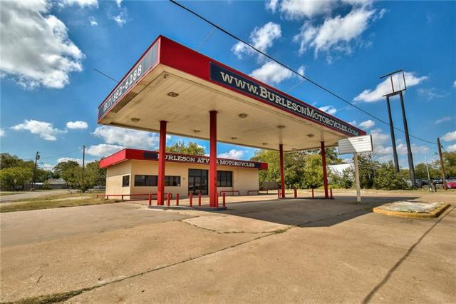 213 N Burleson, Burleson, TX 76028 (MLS #13709566) :: Century 21 Judge Fite Company