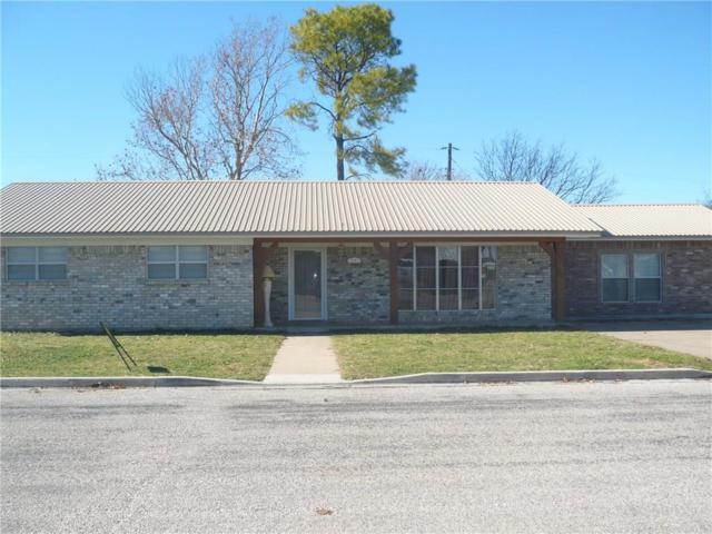 1707 Clyde Street, Goldthwaite, TX 76844 (MLS #13709772) :: Team Hodnett