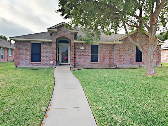7410 Bryn Mawr Drive, Rowlett, TX 75089 (MLS #13709782) :: Exalt Realty