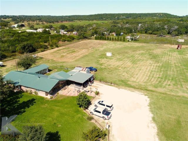 11900 County Road 222, Abilene, TX 79602 (MLS #13710000) :: The Tonya Harbin Team