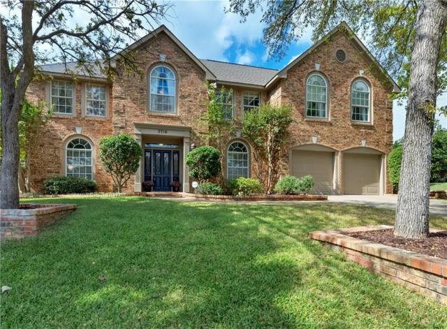 2716 Devonshire Court, Grapevine, TX 76051 (MLS #13710068) :: The Mitchell Group