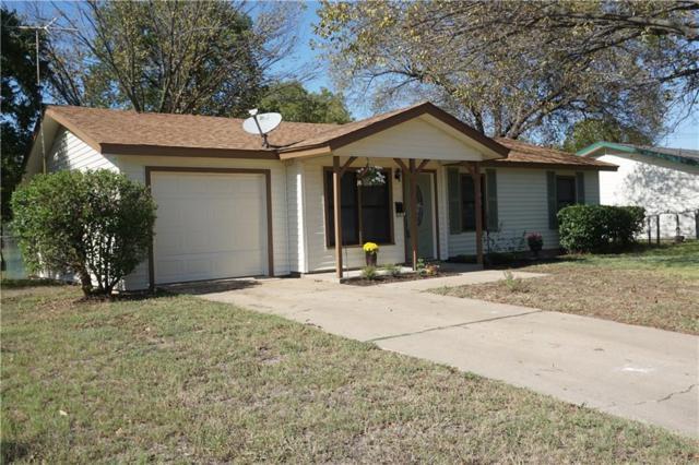 103 Murphy Road, Burleson, TX 76028 (MLS #13710317) :: Century 21 Judge Fite Company