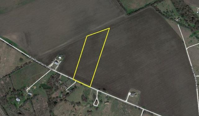 Lot 1 Old Waxahachie Road, Waxahachie, TX 75165 (MLS #13710387) :: The Rhodes Team