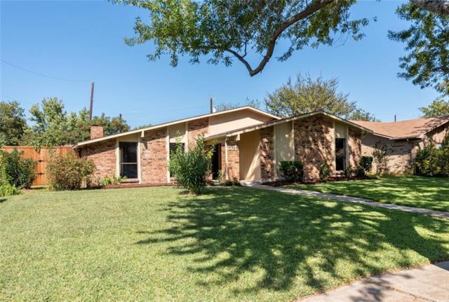 3213 Scott Drive, Rowlett, TX 75088 (MLS #13710496) :: RE/MAX Landmark