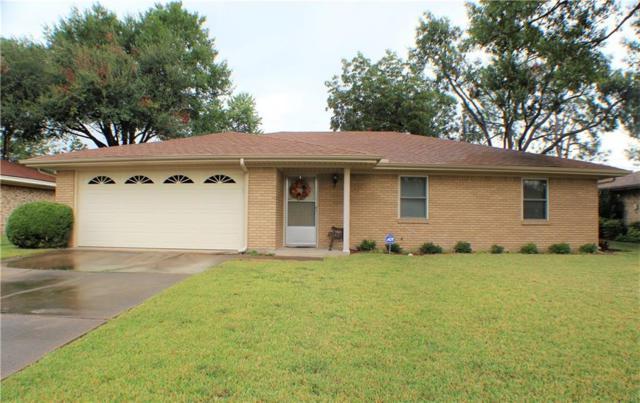 206 Melody Lane, Terrell, TX 75160 (MLS #13710498) :: RE/MAX Landmark