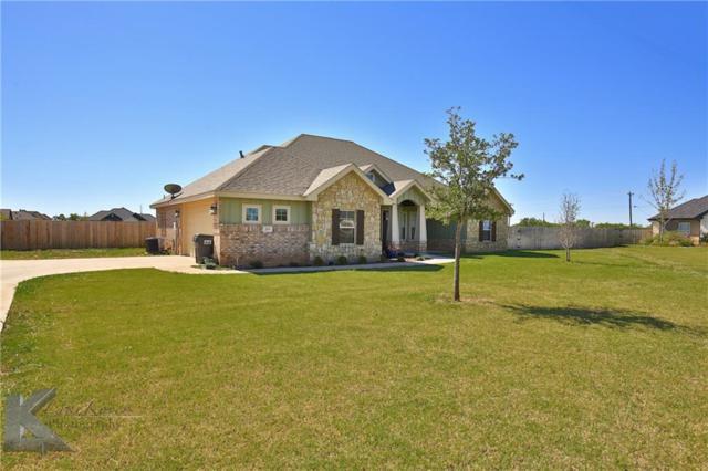209 Angie Lane, Abilene, TX 79602 (MLS #13710586) :: The Tonya Harbin Team
