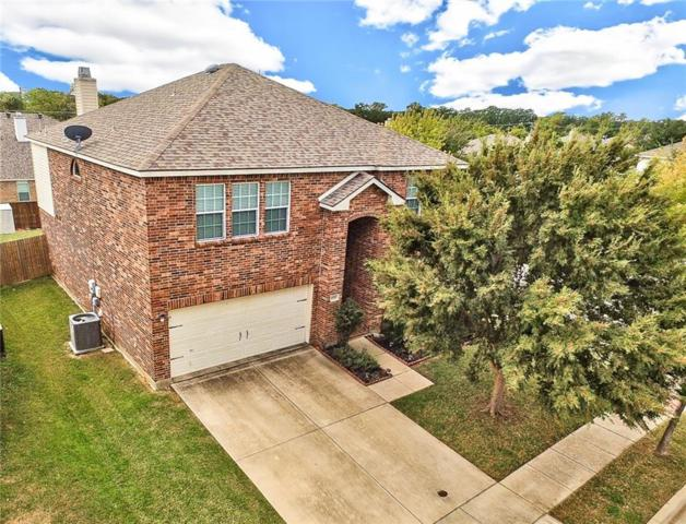 6000 Goldenrod Drive, Denton, TX 76208 (MLS #13710647) :: Team Tiller