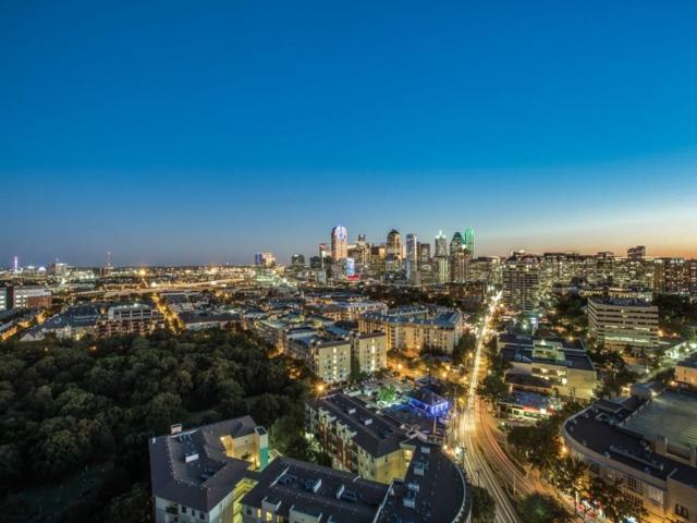 3030 Mckinney Avenue #2304, Dallas, TX 75204 (MLS #13710695) :: Baldree Home Team